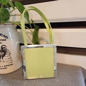 NWT. LA REGALE fancy bag.             #R012